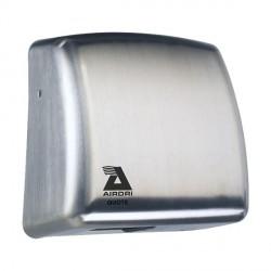 Sèche-mains Quote Airdri acier inoxydable brossé