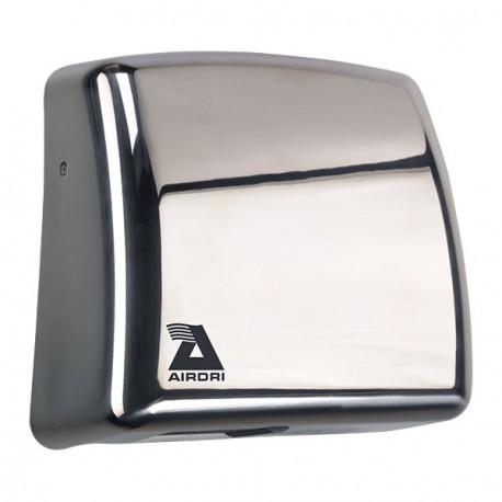Sèche-mains Airdri Quote acier poli