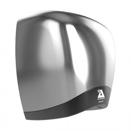 Airdri Quest Hand Dryer chrome