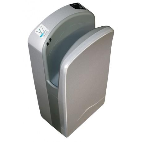 Veltia V7 Tri-Blade Hand Dryer Silver