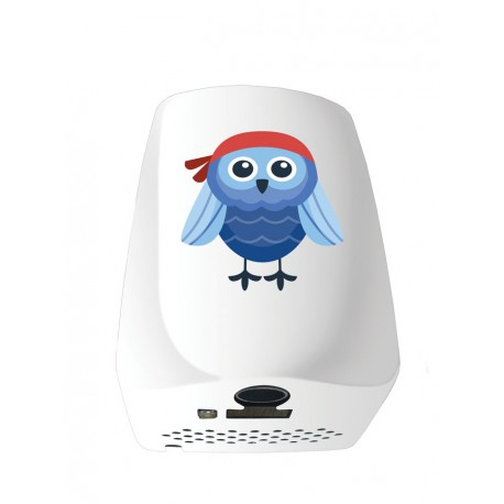 F5 Eco-Owl Pirate Hand Dryer