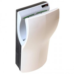 Dualflow Hand Dryer white