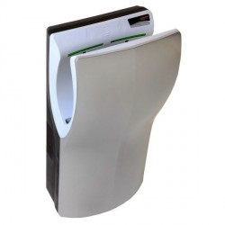 Dualflow Hand Dryer Satin finish