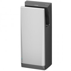Jet Towel Hand Dryer Silver