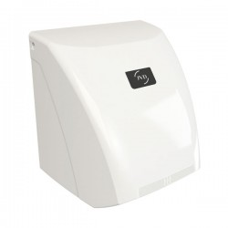 JVD Zephyr Hand Dryer White