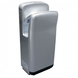 JVD Alphadry Hand Dryer Grey