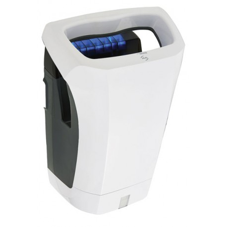 JVD Stell'Air Sèche-mains blanc
