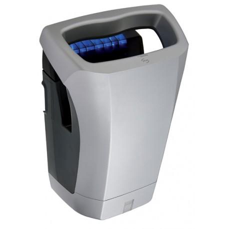 JVD Stell'Air Sèche-mains gris