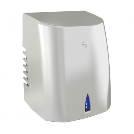 JVD Copt'Air Hand Dryer Grey Metal