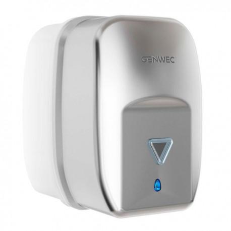 Distributeur de savon automatique inox brossé