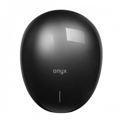 Onyx Pebble Sèche-mains noir