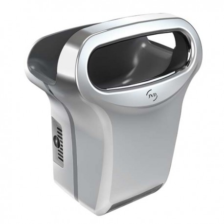 JVD Exp'Air Hand Dryer Aluminium